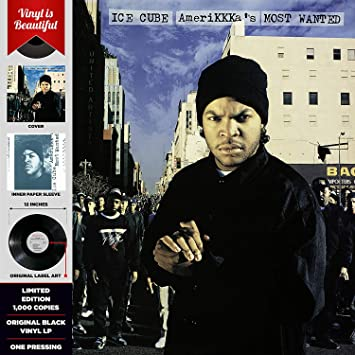 Amerikka S Most Wanted ICE CUBE