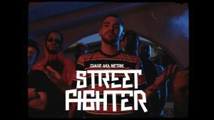 Chave Street Fighter