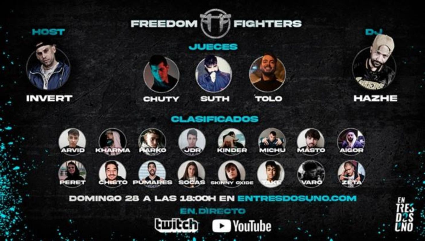 Freedom Fighters Regional Freestyle